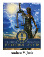Jezic National Top 100 Trial Lawyer